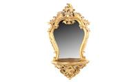 Зеркала и консоли