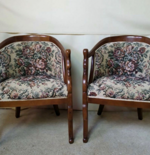 Винтажные кресла
