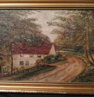Старинная живопись