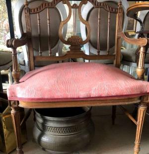 Кресло в стиле Людовика XVI