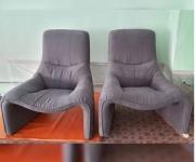Кресло 2 штуки дизайнерское