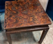 Подставка стол табурет в восточном стиле