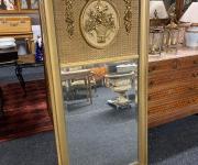 Зеркало настенное винтажное