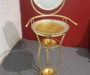 Стол консольный/подставка с зеркалом