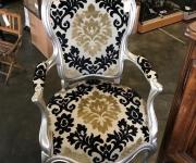 Кресло в стиле Людовика XV (2шт.)