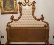 Кровать в стиле венецианского барокко