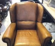 Кресло кабинетное винтажное