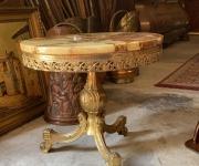Винтажный консольный стол