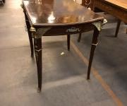 Винтажный стол в стиле Ампир