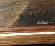 Старинная живопись, Сказочный дом