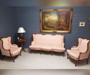 Комплект мебели в стиле Людовика XV