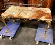 Журнальный столик в стиле Людовика XV