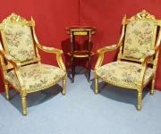 Кресла в дворцовом стиле (2 шт.)