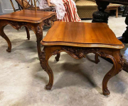 Два столика подставки в стиле барокко