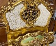 Детская кровать в стиле барокко