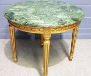 Кофейный столик в стиле Людовика XVI