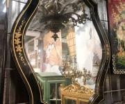 Зеркало в стиле шинуазри