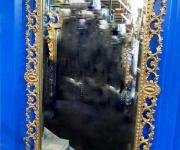Зеркало в стиле Людовика XV
