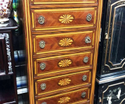 Барный шкаф в стиле шинуазри