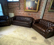 Комплект мягкой мебели Честерфилд
