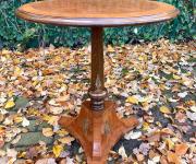 Консольный стол в винтажном стиле