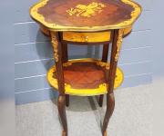 Консольный стол в стиле Людовика XV