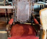 Кресла в стиле ренессанс (2 шт.)