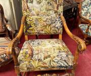 Кресло в стиле неоренессанса