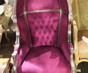 Детское кресло в стиле Людовика XV