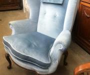 Кресло в стиле винтаж
