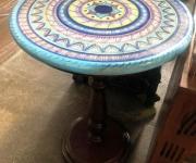 Итальянский столик в стиле винтаж
