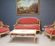 Комплект мягкой мебели Silik