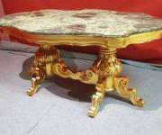 Обеденный стол в стиле венецианского барокко