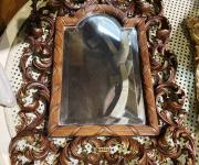 Настенное зеркало в стиле Людовика XV (2 шт.)