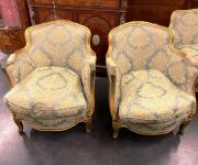 Мягкая мебель в стиле Людовика XV