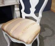 Письменный стол и стул в стиле винтаж