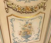 Витрина в стиле барокко
