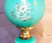 Настольная лампа в стиле шинуазри