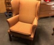Кресло в стиле ретро