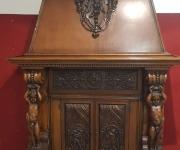 Портал каминный/шкаф в стиле ренессанс